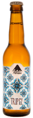 Trippy Tripel - Tripel 10%  33 cl