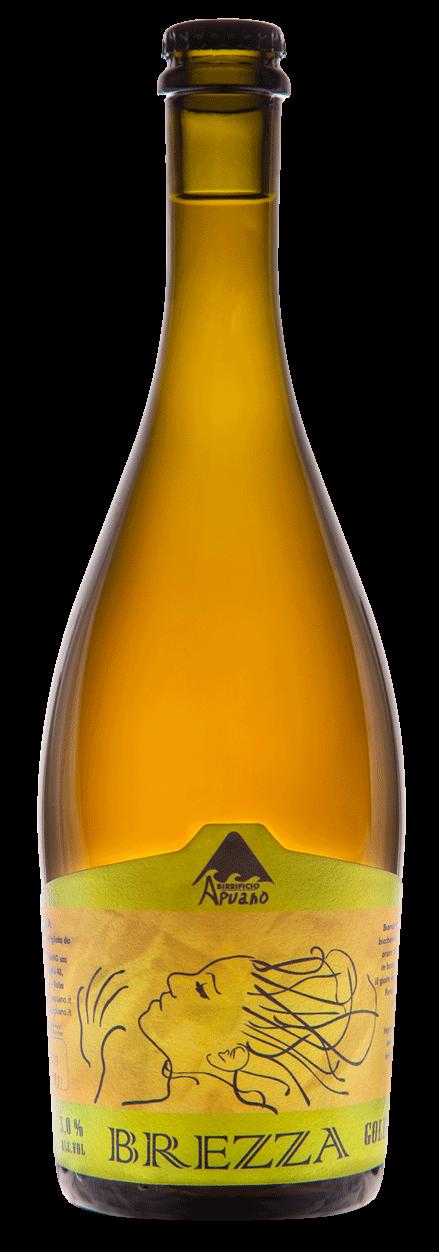 BREZZA - Golden Ale - 75 cl