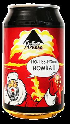 Lattina 33cl Bomba di Natale - Belgian Barley Wine