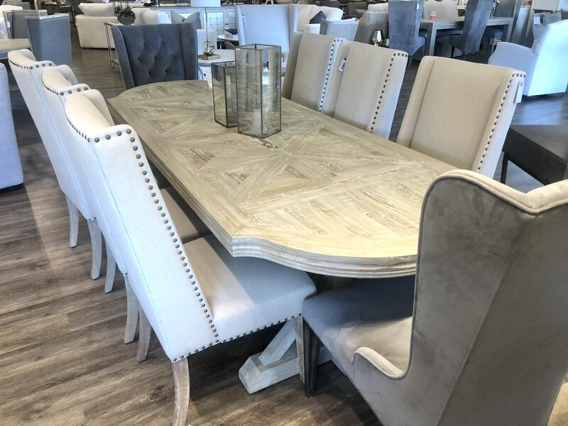 2-D104 PA18 Dining Table 105
