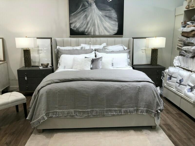 Velvet Queen Bed