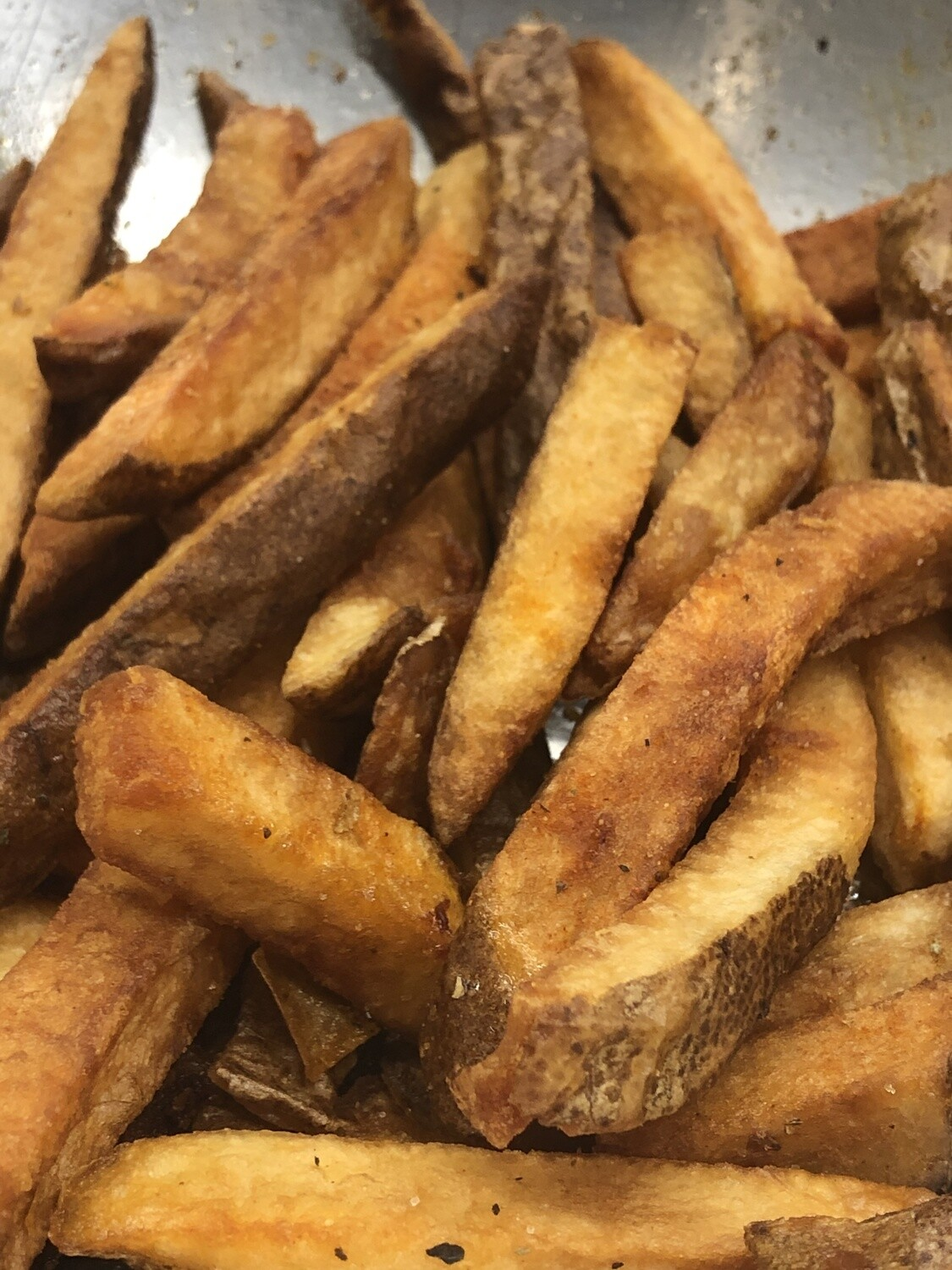 Fresh Cut Fries - cut and peeled ourselves!