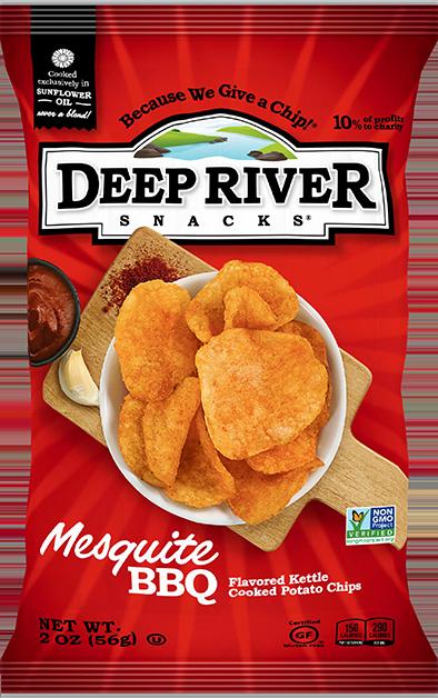Deep River BBQ Chips