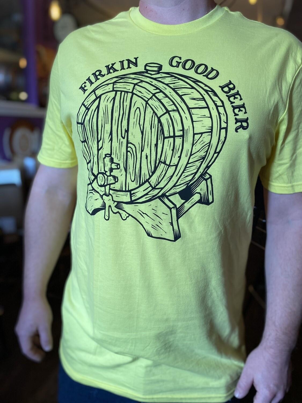 Firkin Good Beer T-shirt