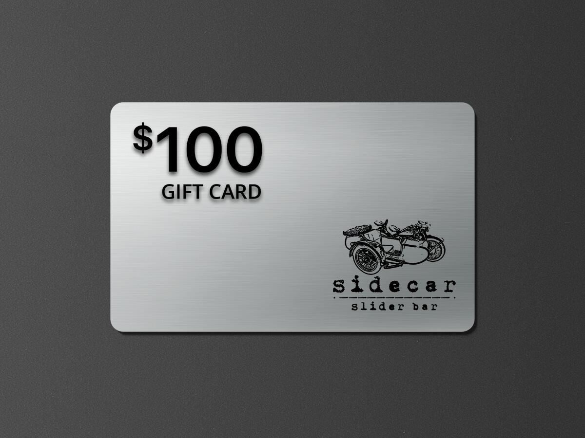 $100 Gift Card