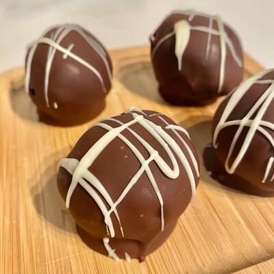 4 Glutenfree Bounty Balls