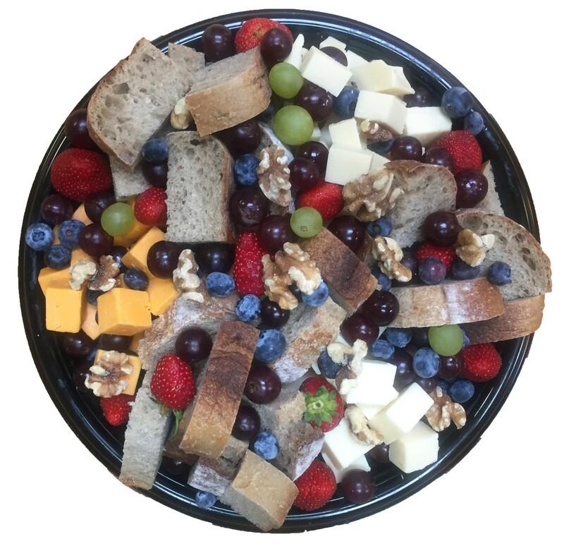 Plateau de fromages en cube