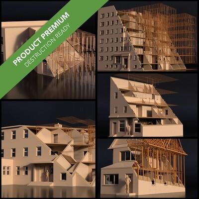 Buildings Pack 002