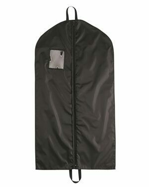 S & S Garment Bag Black