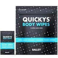 Ballsy Quicky Wipes