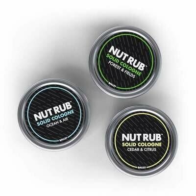 Ballsy Nut Rub Cologne