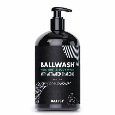 Ballsy Ball Wash 8oz