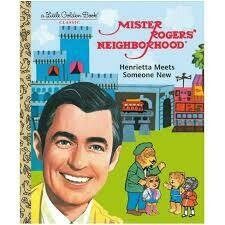Golden Book Mr Rogers Neighborhood