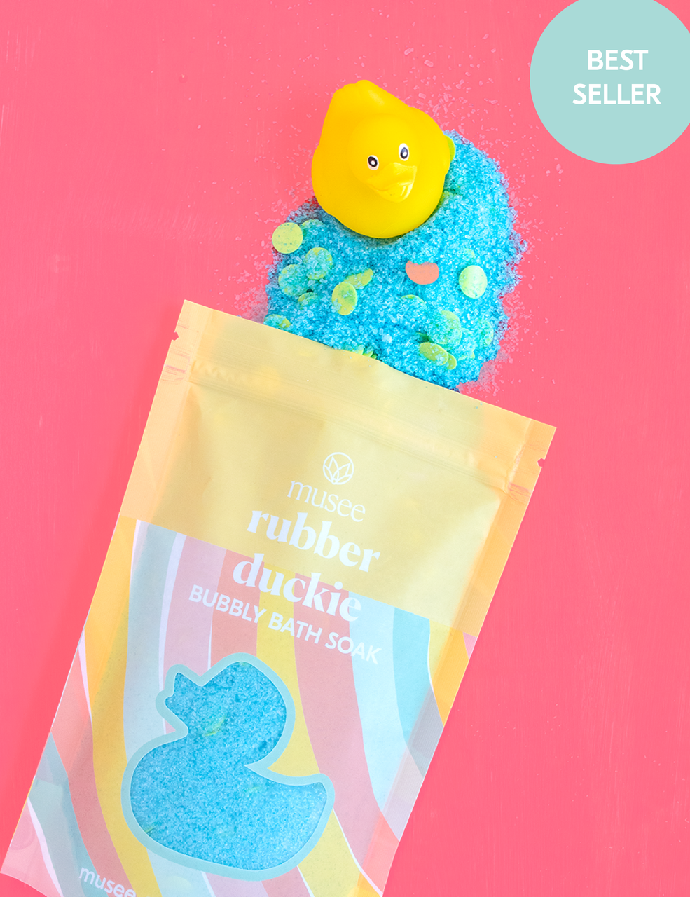 Rubber Duckie Bath Soak