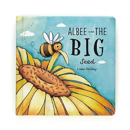Jellycat Albee And Seed Book
