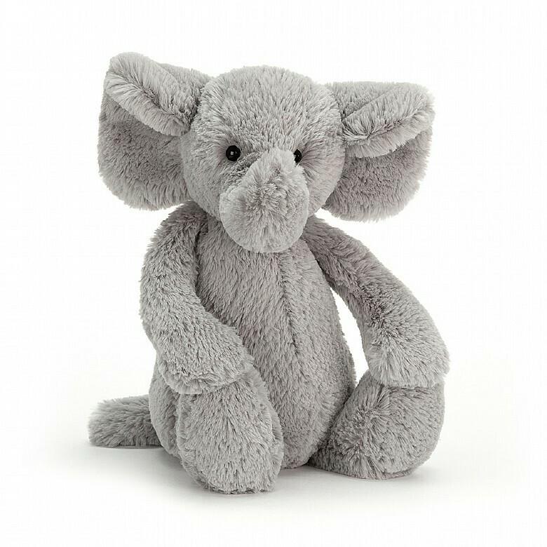 Jelkycat Bashful Elephant