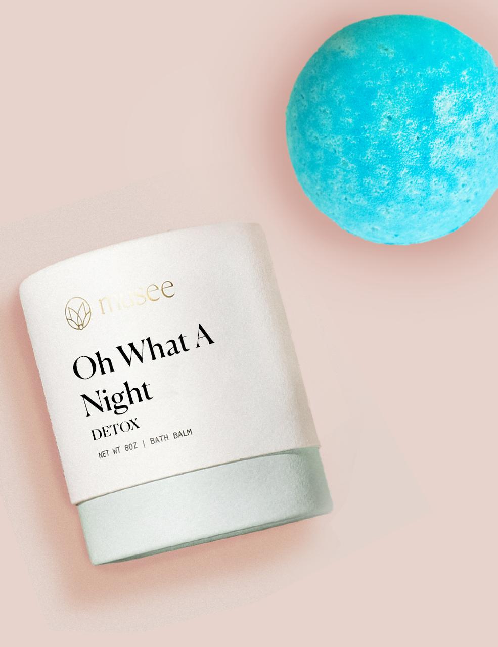Oh What A Night Bath Balm