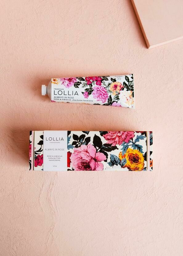 Lollia Always In Rose Shea Butter