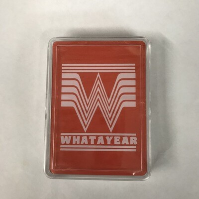 Whatayear Playing Cards