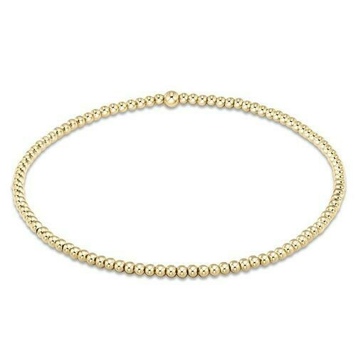 Enewton 2mm Bead Bracelet