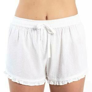 Bella Seer White Shorts L