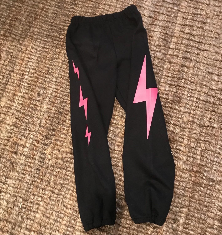 Lightening Bolt Sweatpants