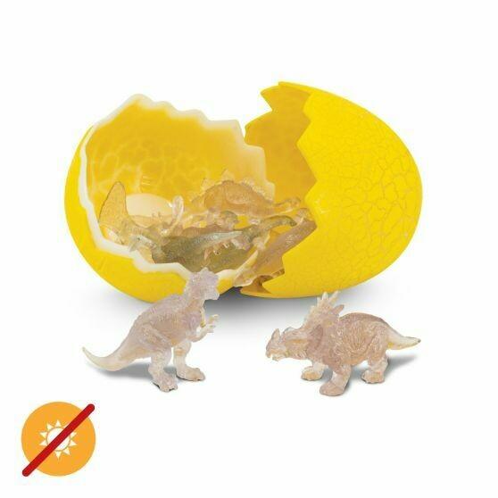DelSol- Single Dino Egg
