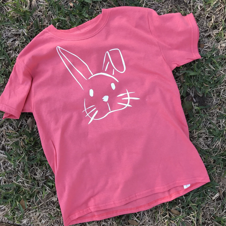Youth/Adult Bunny Tshirts