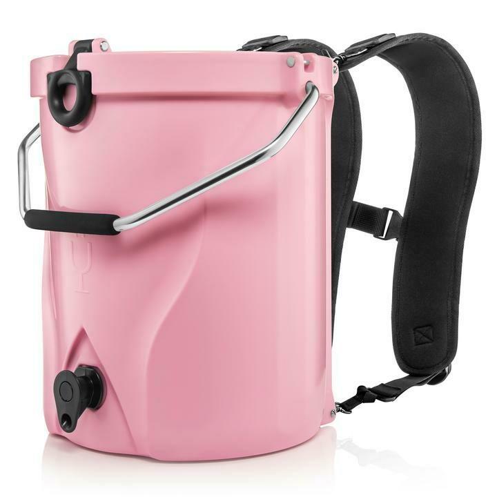 Brumate Pink Backpack