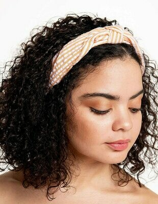 Bella Top Knot Headband
