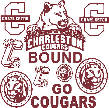 Charleston Car Decals