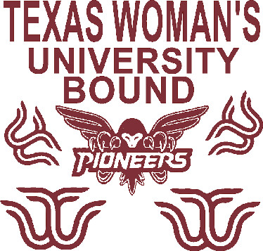 Texas Womans Car Decals