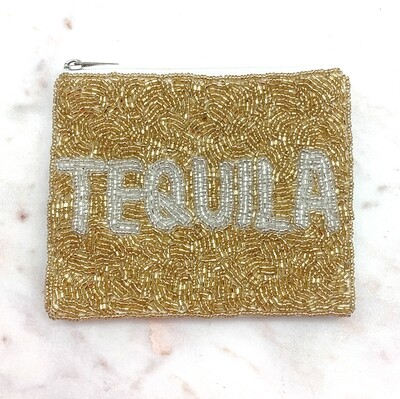 Chic Tequila Coin Purse