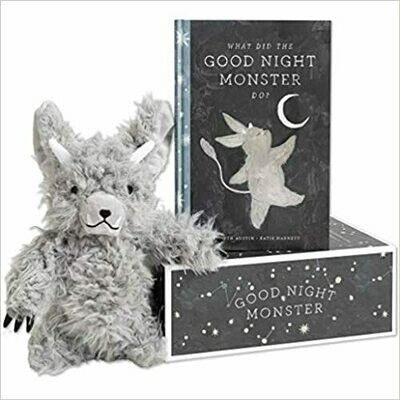 Comp Monster Plush Set