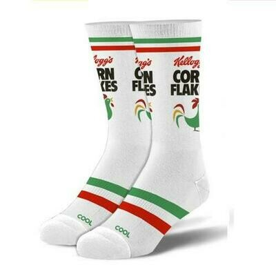 CS Corn Flake Socks