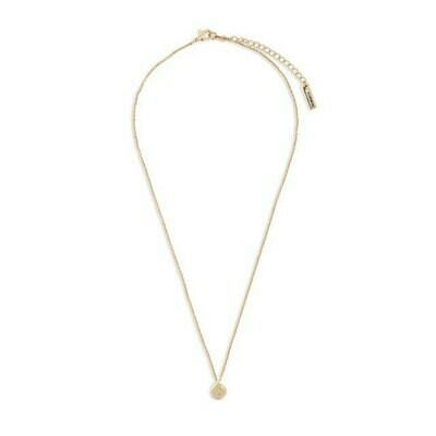 Dem Simply Necklace  Blessed/Cross