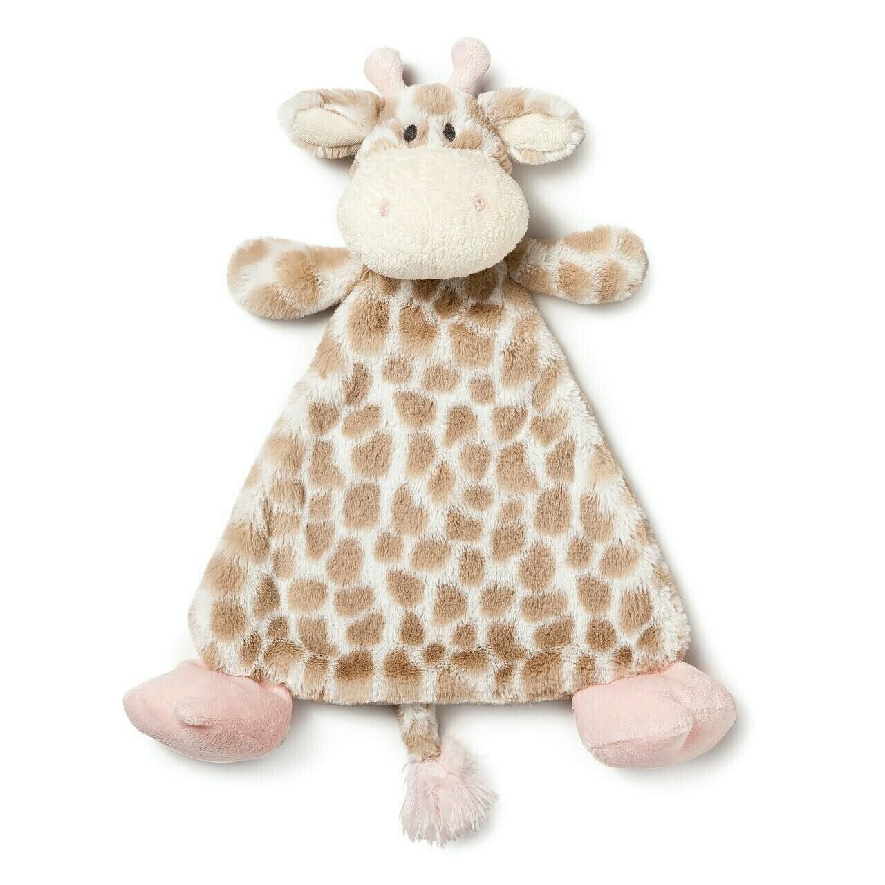 Dem Sadie Giraffe Blanket