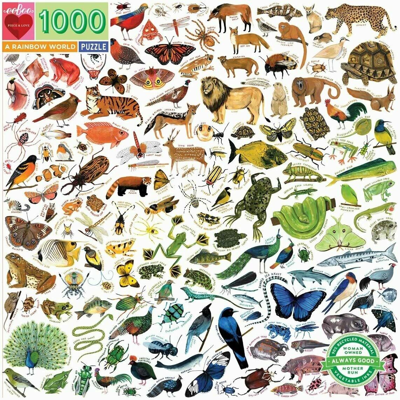 Eebboo A Rainbow Life Puzzle