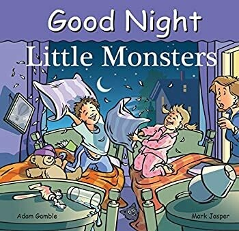 Goodnight Little Monsters Book