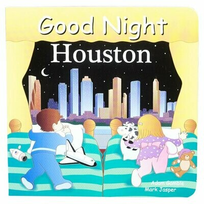 Good Night Houston Book