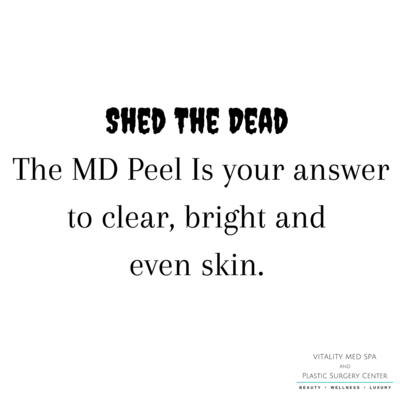 """Shed The Dead """"The MD Peel"""""""
