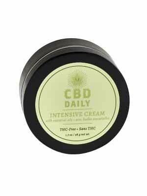 CBD Daily Intensive Cream Pocket Size 0.5oz