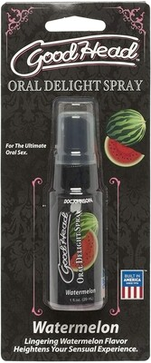 Good Head Oral Delight Spray Watermelon