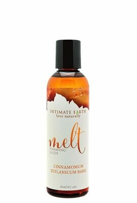 Intimate Earth Melt Warming Lube 2oz