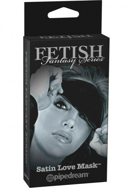 Fetish Fantasy Satin Love Mask