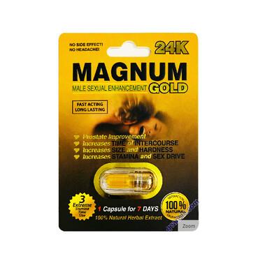 Magnum 24k Gold
