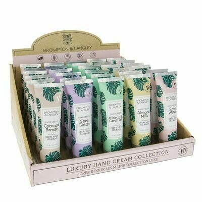 Luxury Hand Cream - Shea Butter 2.5oz