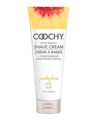 Coochy Shave CreamPeachy Keen 7.2oz