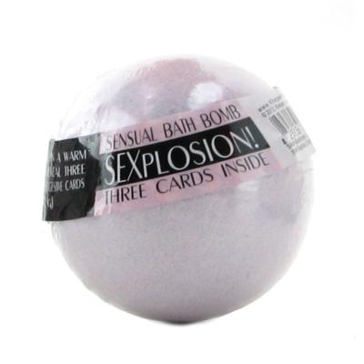 Sexplosion! Bath Bombs Sensual Lavender