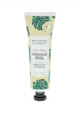 Luxury Hand Cream - Almond Milk 2.5oz